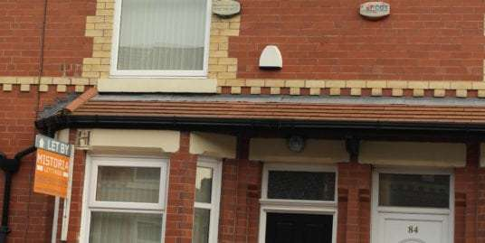 Investment Property   86 Blandford Road, Salford, M6 6BE