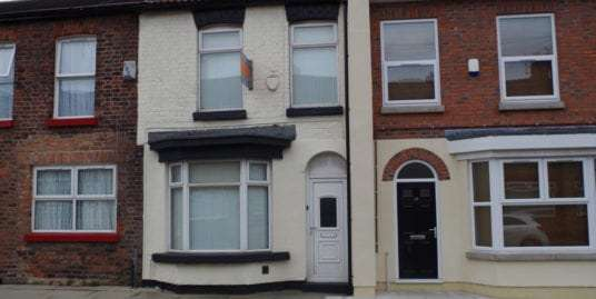 Double Room Available | 43 Bishopgate Stree, Liverpool, L15 1EN