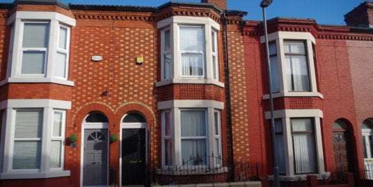 TO LET | 2018-19 Academic Year | Cameron Street, Liverpool