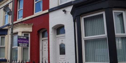 Investment Opportunity | 22 Wedgewood Street, Liverpool, L7 2QH
