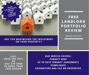 landlord portfolio review