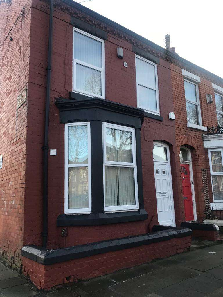 Investment Property | Phillimore Road, Liverpool, L6 6DL