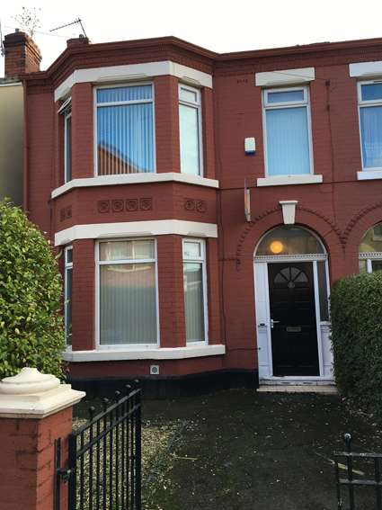 Invesment Property | 60 Edge Grove, Liverpool, L7 0HW
